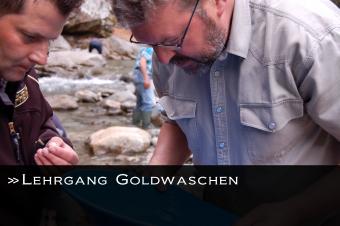 Link Lehrgang Goldwaschen